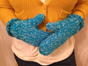 Mermaid Mittens