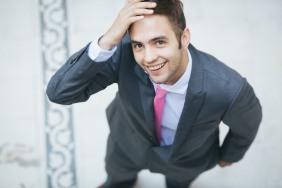 He's so cute - Luciano Menardo Fotografía